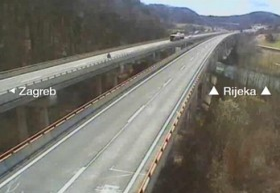 Náhledový obrázek webkamery Most Dobra