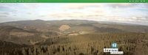 Náhledový obrázek webkamery Ilmenau Pohled z Kickelhahnturm (západ)