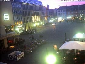 Náhledový obrázek webkamery Düren - trh