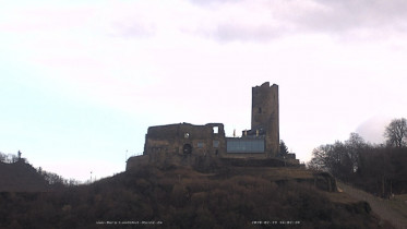 Náhledový obrázek webkamery Bernkastel-Kues, Burg-Landshut-Ruine