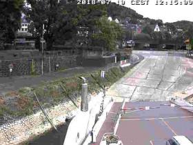 Náhledový obrázek webkamery Linz am Rhein, trajekt