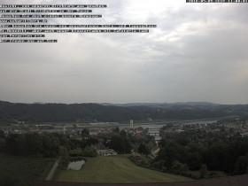Náhledový obrázek webkamery Vilshofen, benediktinský Schweiklberg