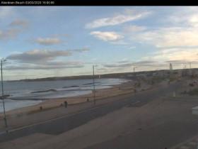 Náhledový obrázek webkamery Aberdeen pláž