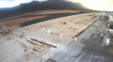 Náhledový obrázek webkamery Dubrovnik - letiště