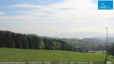 Náhledový obrázek webkamery Jauerling - lyžařský areál