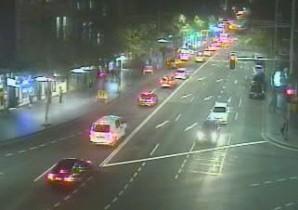 Náhledový obrázek webkamery Sydney, George Street