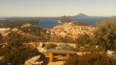 Náhledový obrázek webkamery Mali Lošinj - panorama