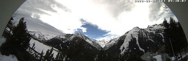Náhledový obrázek webkamery Gimillan - Gran Paradiso