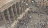 Náhledový obrázek webkamery Řím - náměstí Pantheon