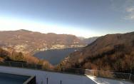 Náhledový obrázek webkamery Brunate - Panorama Lake Como