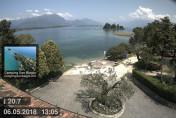 Náhledový obrázek webkamery Manerba del Garda - Camping San Biagio