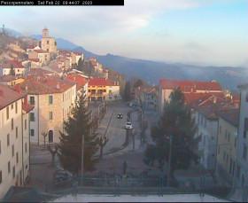 Náhledový obrázek webkamery Pescopennataro
