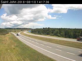 Náhledový obrázek webkamery Saint John