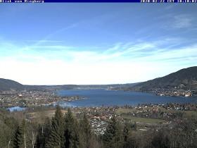 Náhledový obrázek webkamery Lake Tegernsee