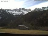 Náhledový obrázek webkamery Bad Hindelang - Hinterstein