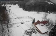 Náhledový obrázek webkamery Velká Rača - Lyžařský areál