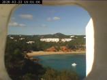 Náhledový obrázek webkamery Cala Llenya - Bayview