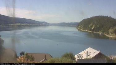 Náhledový obrázek webkamery Lac de Joux