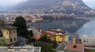 Náhledový obrázek webkamery Lugano