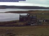 Náhledový obrázek webkamery Scotland - Shetland Isles - Lunna