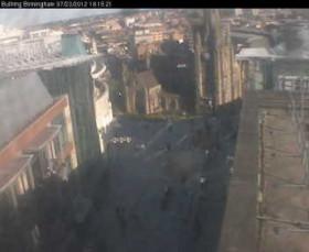 Náhledový obrázek webkamery Birmingham - Bullring Shopping Complex