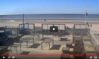 Náhledový obrázek webkamery Zandvoort pláž