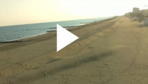 Náhledový obrázek webkamery Pláž - Jesolo