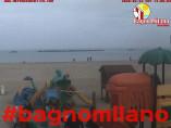 Náhledový obrázek webkamery Bagno Aurora Cesenatico
