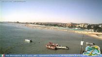 Náhledový obrázek webkamery San Benedetto del Tronto