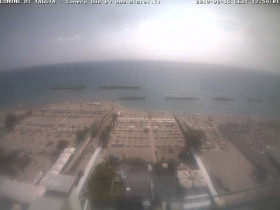 Náhledový obrázek webkamery Arma di Taggia - Seaview
