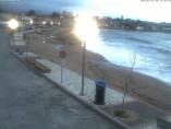 Náhledový obrázek webkamery Pláž Stoupa - Řecko