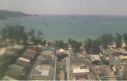 Náhledový obrázek webkamery Pláž Kamala - Phuket