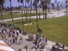 Náhledový obrázek webkamery Los Angeles - Venice pláž