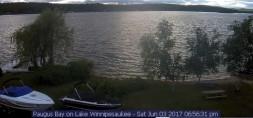 Náhledový obrázek webkamery New Hampshire - Weirs pláž