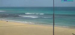 Náhledový obrázek webkamery Cape Verde - pláž Pontao Santa Maria