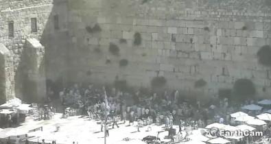 Náhledový obrázek webkamery Jerusalem - západní zeď