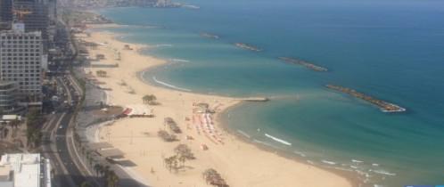 Náhledový obrázek webkamery Tel Aviv
