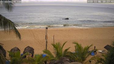 Náhledový obrázek webkamery Tangalle - Marakolliy pláž