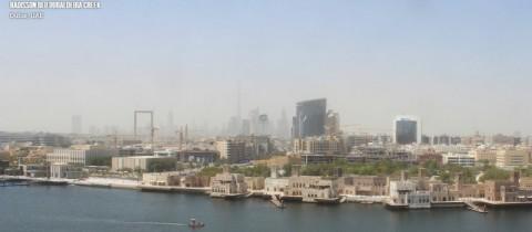 Náhledový obrázek webkamery Radisson Blu Dubai