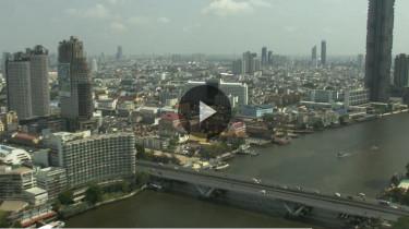 Náhledový obrázek webkamery Bangkok - Live Stream