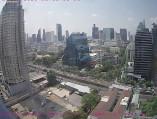 Náhledový obrázek webkamery Bangkok - Sathorn Road