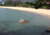 Náhledový obrázek webkamery Karon Beach (Phuket)