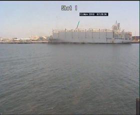Náhledový obrázek webkamery Fremantle Harbour