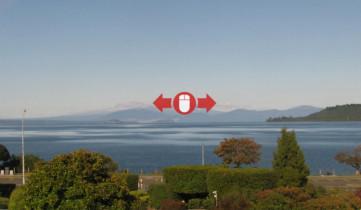 Náhledový obrázek webkamery jezero Taupo