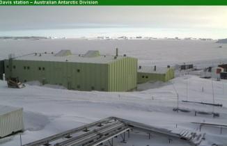 Náhledový obrázek webkamery Polární stanice Davis
