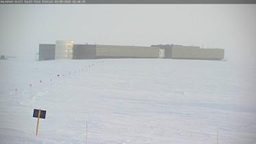 Náhledový obrázek webkamery Polární stanice Amundsen-Scott-jižní pól