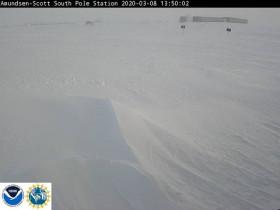 Náhledový obrázek webkamery Polární stanice Amundsen-Scott