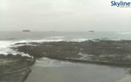 Náhledový obrázek webkamery Pláž Arica