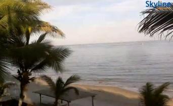 Náhledový obrázek webkamery Máncora - Pláž Pocitas