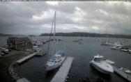 Náhledový obrázek webkamery Baddeck Harbourfront